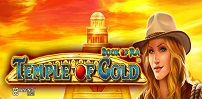 Cover art for Book of Ra Temple of Gold Extra slot