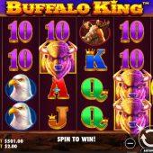 buffalo king slot game