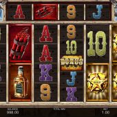 desperados wild megaways slot game