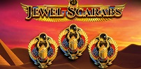 Cover art for Jewel Scarabs slot