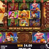 magic journey slot game