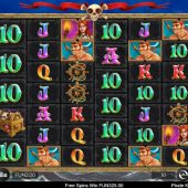 pirate kingdom megways slot game