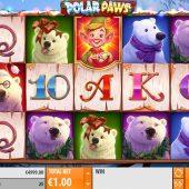 polar paws slot game