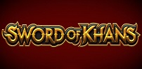 Cover art for Sword of Khans slot