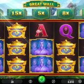 the great wall slot game