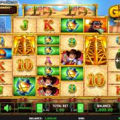 black gold megaways slot game