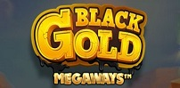 Cover art for Black Gold Megaways slot