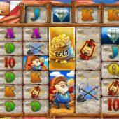 diamond mine extra gold megaways slot game