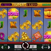 golden money frog slot game
