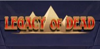 Cover art for Legacy of Dead slot