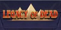 Cover art for Legacy of Dead slot