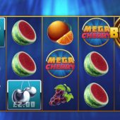 mega cherry slot game