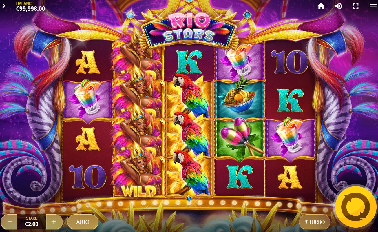 Star Games Slot Free