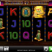 scribes of thebes slot game