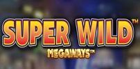 super wild megaways slot logo