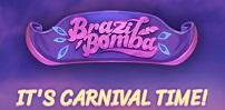 Cover art for Brazil Bomba slot