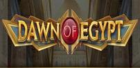 Cover art for Dawn of Egypt slot
