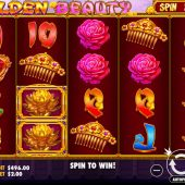 golden beauty slot game