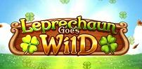 Cover art for Leprechaun Goes Wild slot