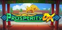Cover art for Prosperity Ox slot