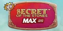 Cover art for Secret of the Stones Max slot