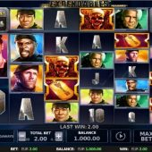 the expendables megaways slot game