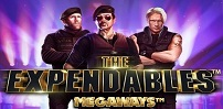 Cover art for The Expendables Megaways slot