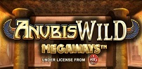 Cover art for Anubis Wild Megaways slot