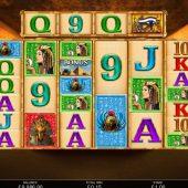 anubis wild megaways slot game