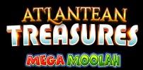 Cover art for Atlantean Treasures Mega Moolah slot