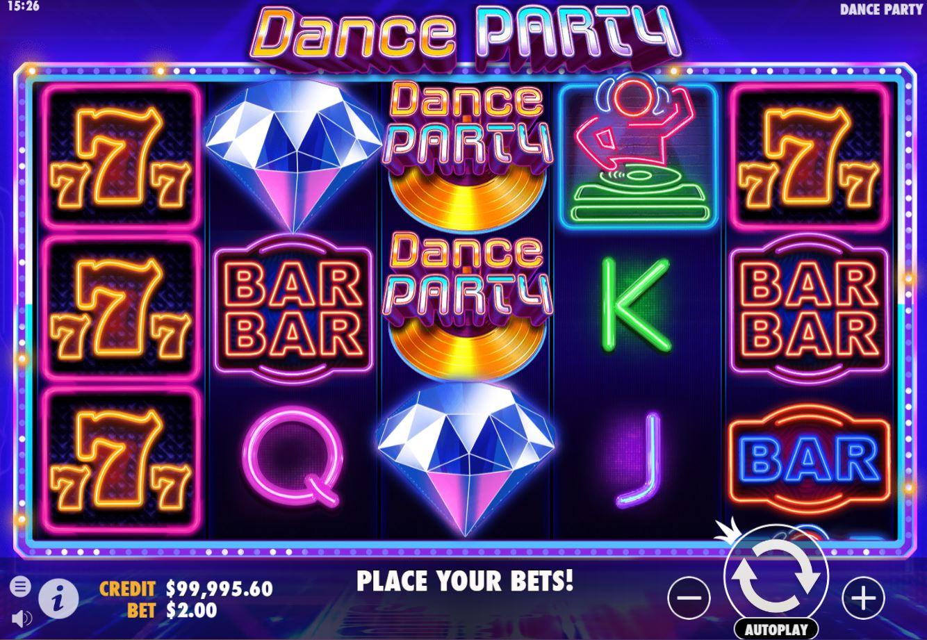 Spiele Dance Party - Video Slots Online