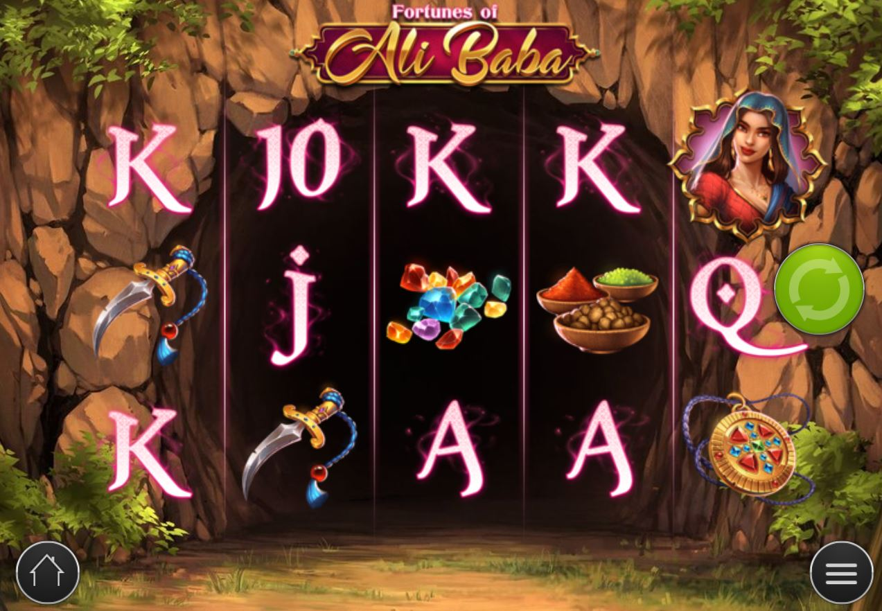 Fortunes Of Ali Baba Slot By Play N Go Data And Details Here
