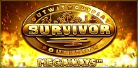 Cover art for Survivor Megaways slot