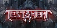 Cover art for Testament slot