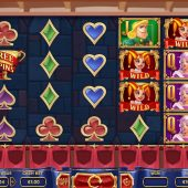 the royal family slot game