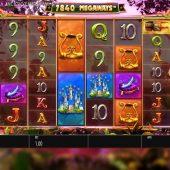 wish upon a jackpot megaways slot game