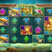 atlantis slot game