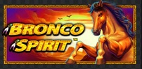 bronco spirit slot logo