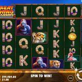 great rhino megaways slot game