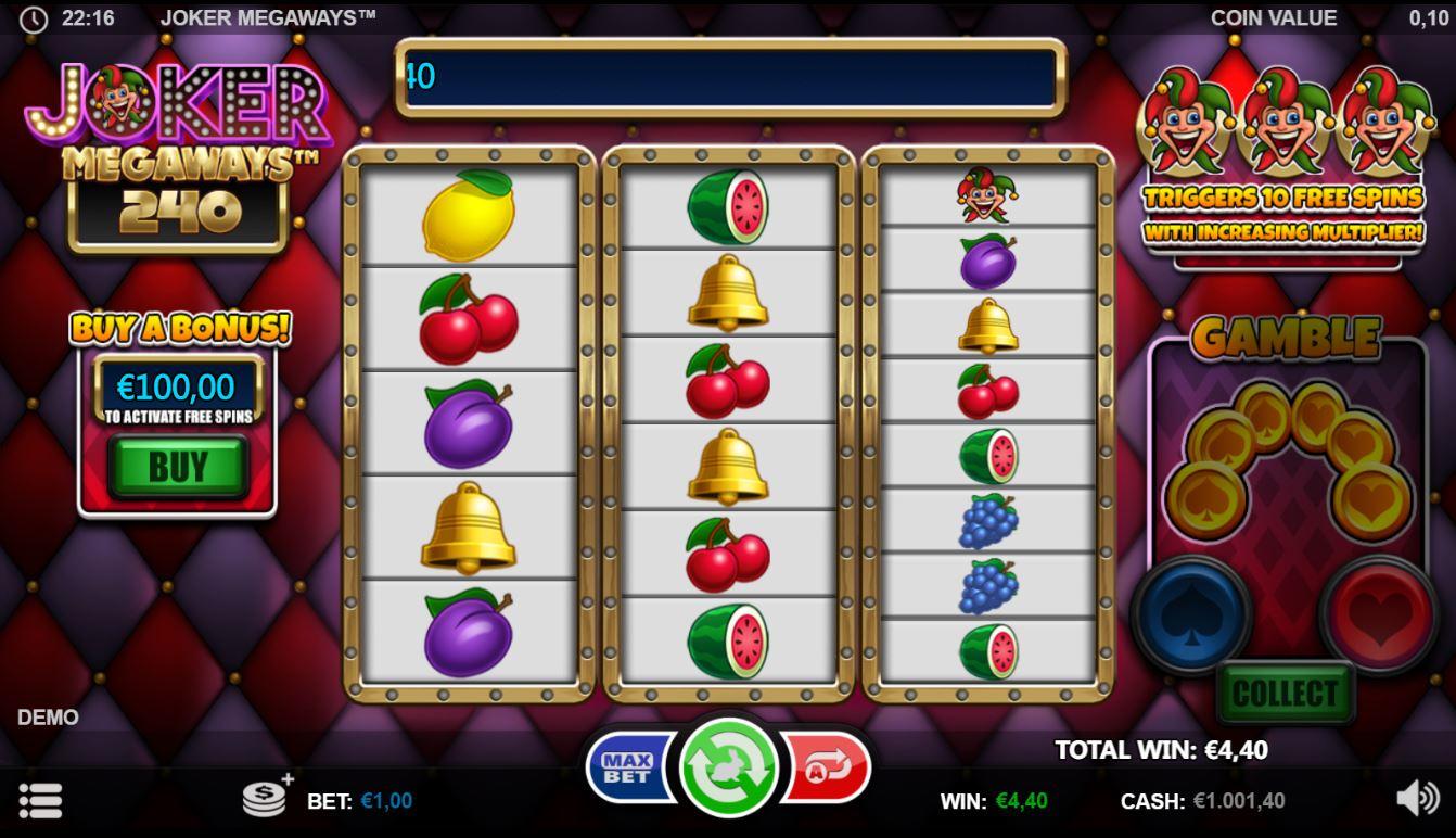 Slot Joker Game For Free