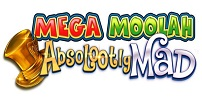 Cover art for Mega Moolah Absolootly Mad slot