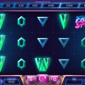neon rush splitz slot game