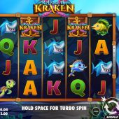 release the kraken slot game