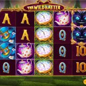 the wild hatter slot game