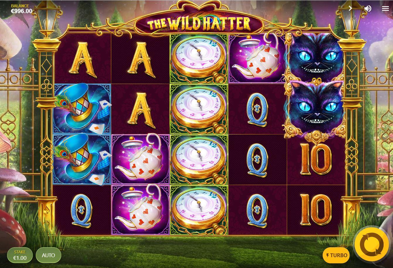 Spiele The Wild Hatter - Video Slots Online
