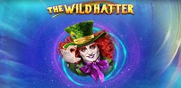 Cover art for The Wild Hatter slot