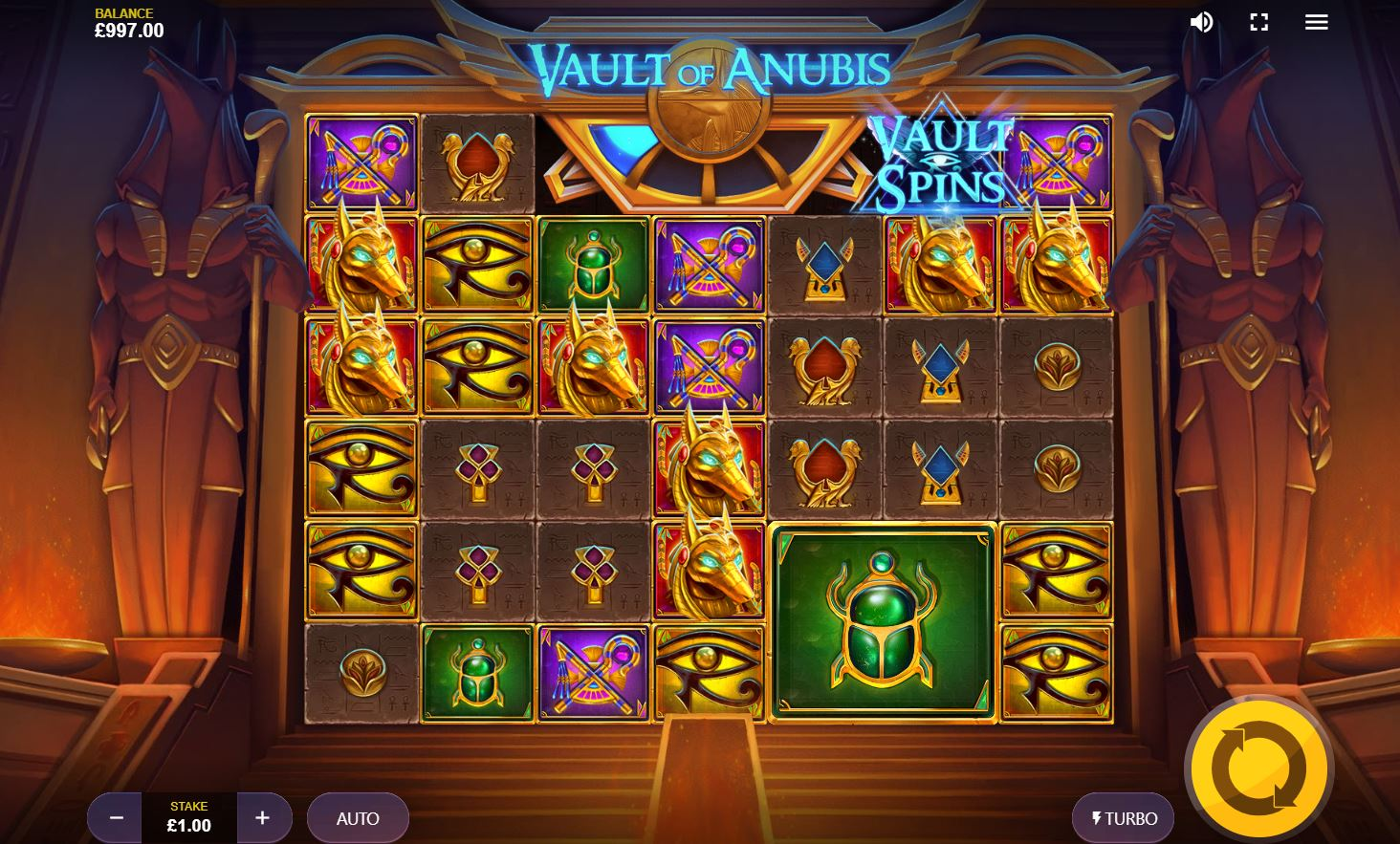 Spiele Vault Of Anubis - Video Slots Online