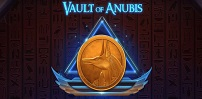 Cover art for Vault of Anubis slot