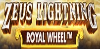 zeus lightning slot logo
