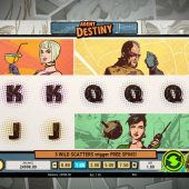 agent destiny slot game